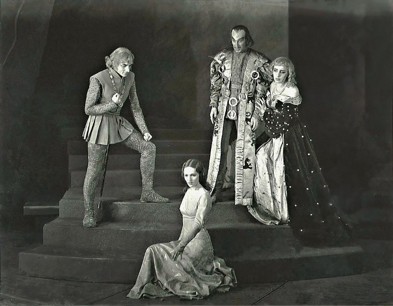 The Meeting Between Ophelia and Laertes  Shakespeare Online